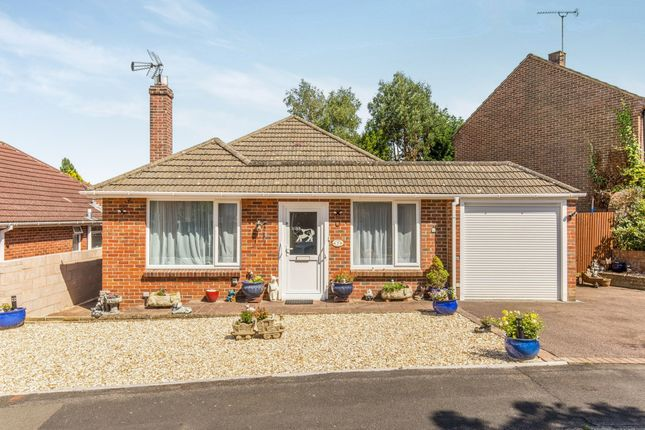 Thumbnail Detached bungalow for sale in Clifton Gardens, West End, Southampton