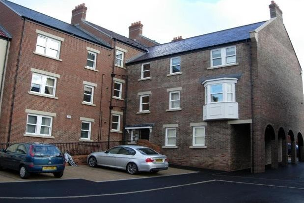 Thumbnail Property to rent in The Sidings, Gilesgate, Durham