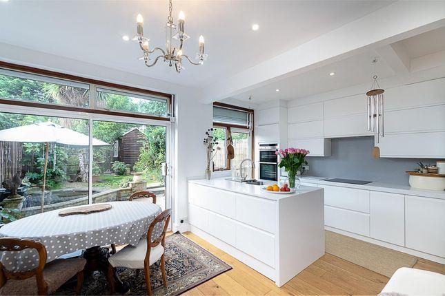 Thumbnail Terraced house for sale in Waddon Park Avenue, Croydon