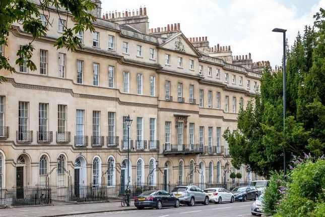 Thumbnail Terraced house for sale in Sydney Place, Bathwick, Bath