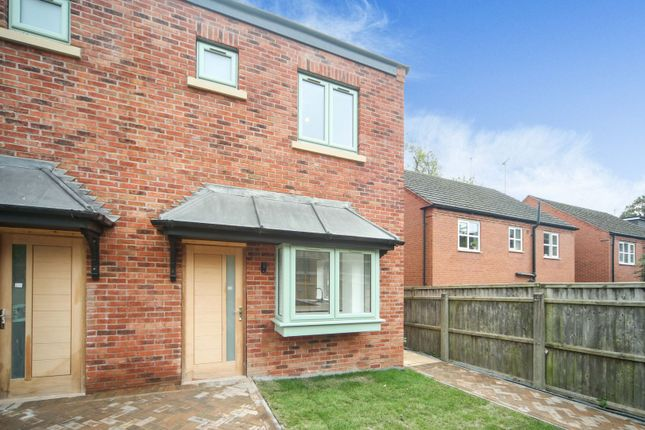 Thumbnail Semi-detached house for sale in Winterbourne Close, Redditch