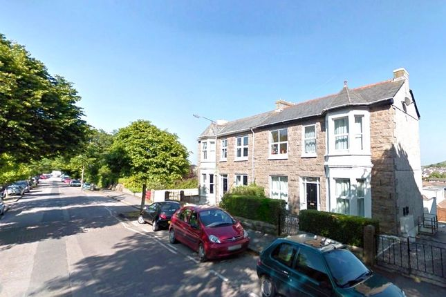 Thumbnail Flat for sale in Albany Road, Redruth, Cornwall