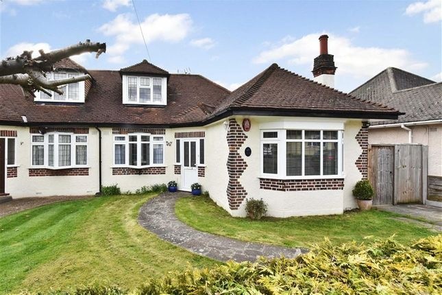 Thumbnail Bungalow for sale in Westland Drive, Brookmans Park, Hertfordshire