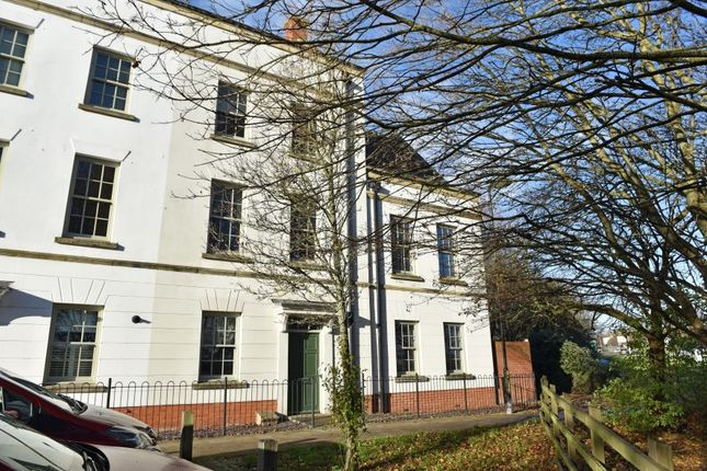 Block of flats for sale in 49 Clickers Drive, Upton, Northampton, Northamptonshire