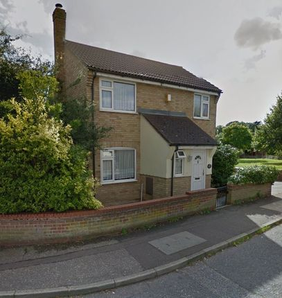 Thumbnail Detached house for sale in Berkley Close, Highwoods, Colchester