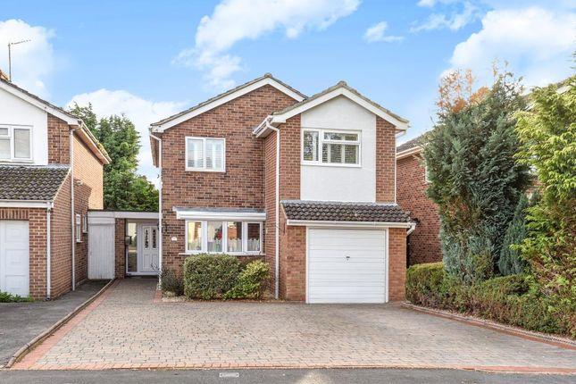 Thumbnail Link-detached house for sale in Chalgrove, Oxford