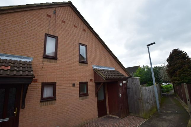 Thumbnail Semi-detached house for sale in Uplands, Chells Manor, Stevenage
