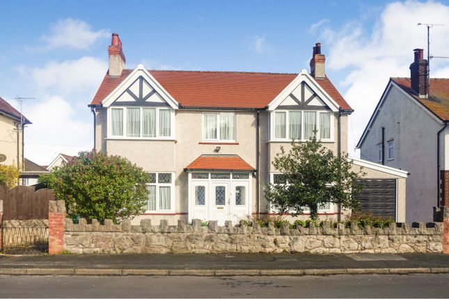 Thumbnail Detached house for sale in 19 Endsleigh Road, Colwyn Bay