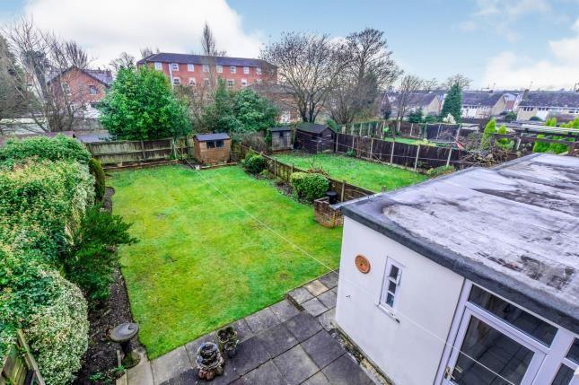 Garden of Morris Avenue, Walsall, West Midlands WS2