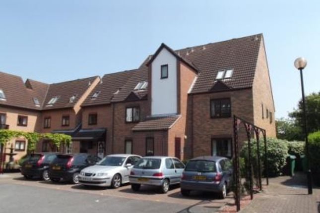 Thumbnail Flat to rent in Flamingo Court, Nottingham