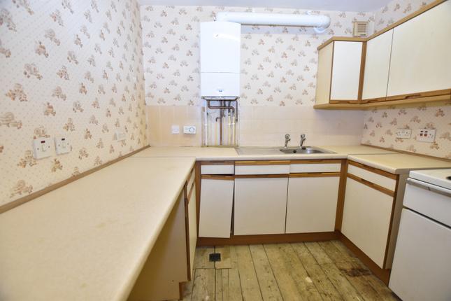 Kitchen of Flat 1/2, 52 Kelly Street, Greenock PA16