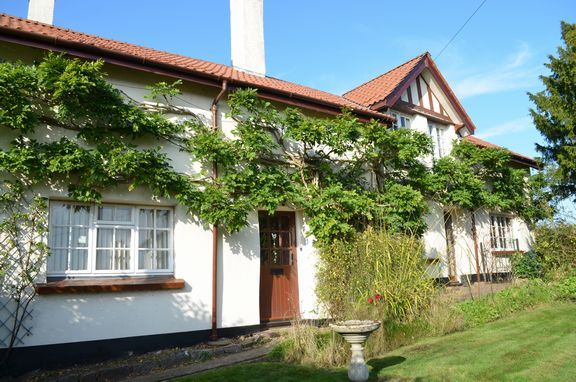Thumbnail Detached house for sale in Ashley Road, Uffculme, Cullompton
