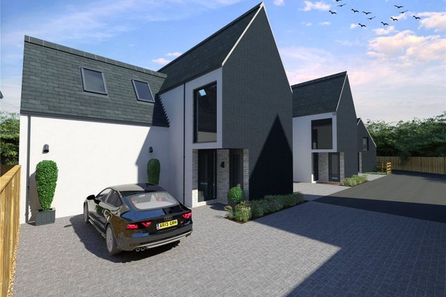 4 bed detached house for sale in Toll Bar Farm, New Waltham DN36