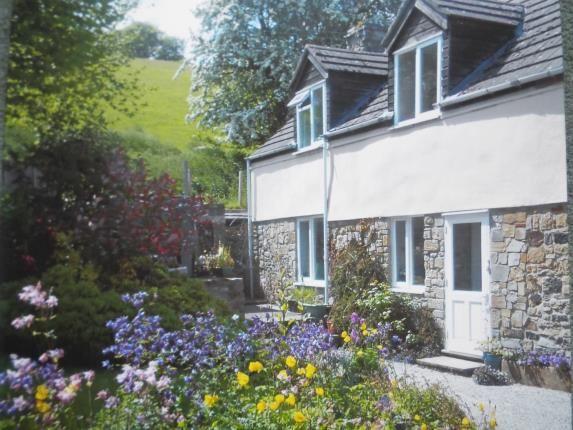 Thumbnail Detached house for sale in Glyndyfrdwy, Corwen, Denbighshire