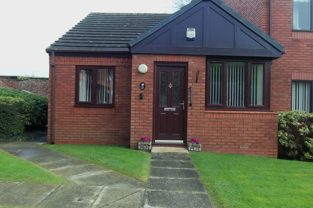 Thumbnail Semi-detached bungalow for sale in Sylvan Court, Woolton, Liverpool