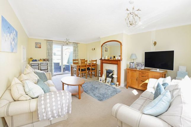Thumbnail Terraced house for sale in Thomas Hardye Gardens, Dorchester