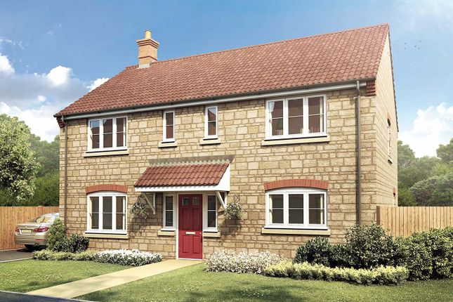 Thumbnail Detached house for sale in Windermere Drive, Corby