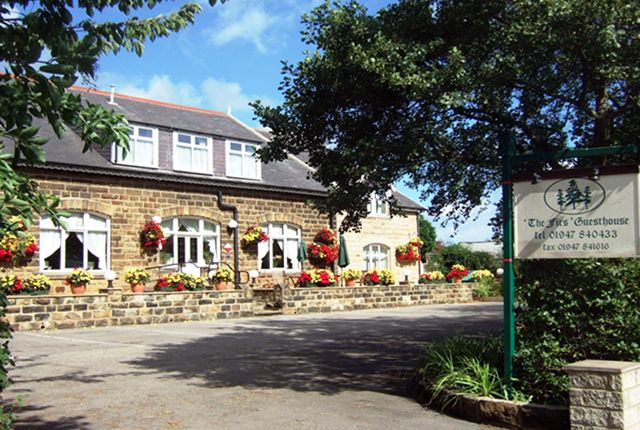 Thumbnail Hotel/guest house for sale in Hinderwell Lane, North Whitby