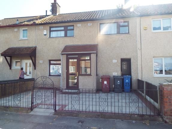 Thumbnail Terraced house for sale in Cleadon Road, Kirkby, Liverpool, Merseyside