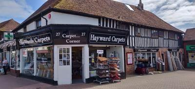 Thumbnail Retail premises for sale in Haywards Carpets, 27 High Street, Hailsham, East Sussex