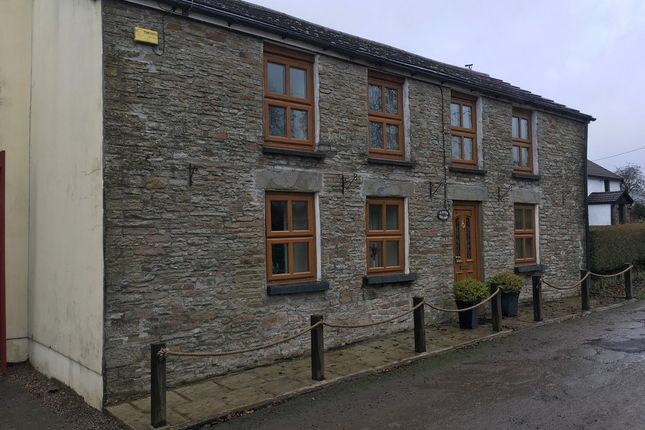 Thumbnail Detached house to rent in St Illtyd Cottage, Aberbeeg, Abertillery, Gwent