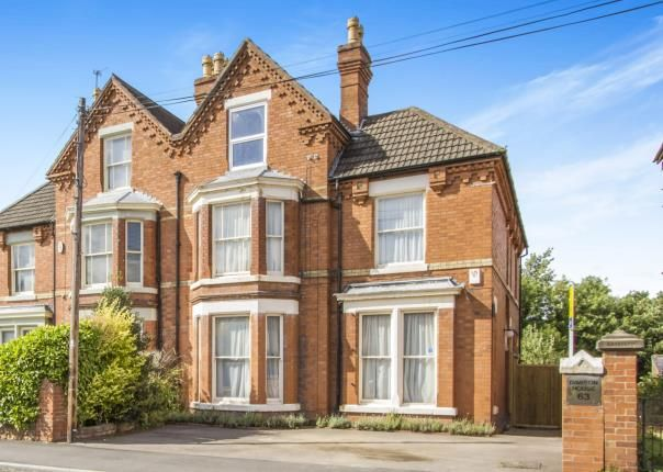 Thumbnail Semi-detached house for sale in Forest Road, Loughborough, Leicestershire