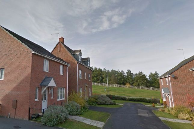 Thumbnail Detached house for sale in Wren Close, Corby