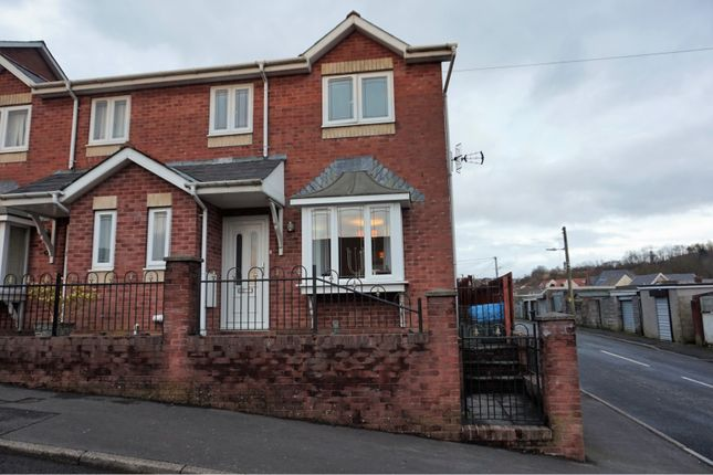 Thumbnail Semi-detached house for sale in Lloyds Court, Merthyr Tydfil