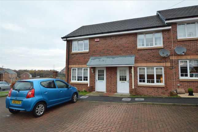 Thumbnail Terraced house for sale in Wilkie Drive, Holytown, Motherwell