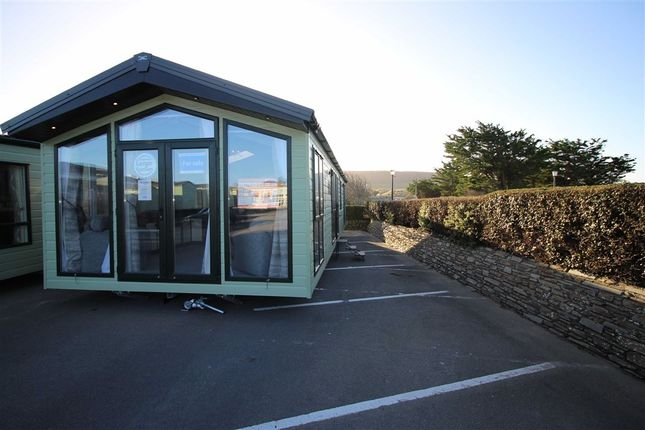 Thumbnail Mobile/park home for sale in Moor Lane, Croyde, Braunton