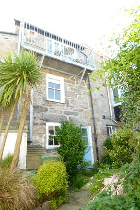 Thumbnail Terraced house for sale in Vivian Terrace, Mousehole, Penzance