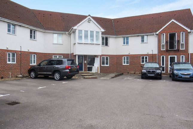 Thumbnail Flat for sale in Watson Way, Marston Moretaine, Bedford