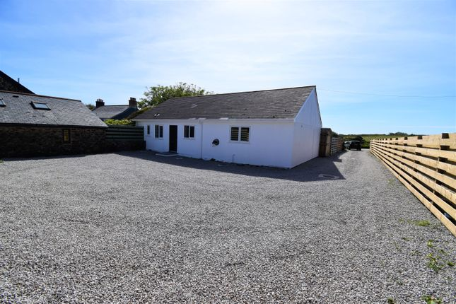 Thumbnail Detached bungalow for sale in Goonbell, St. Agnes