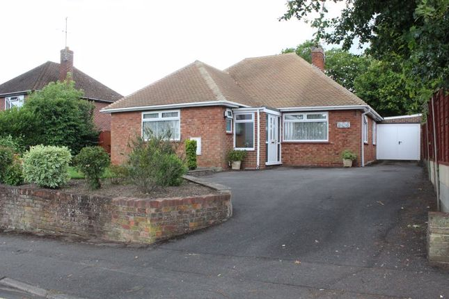 Thumbnail Detached bungalow for sale in Church Road, Churchdown, Gloucester