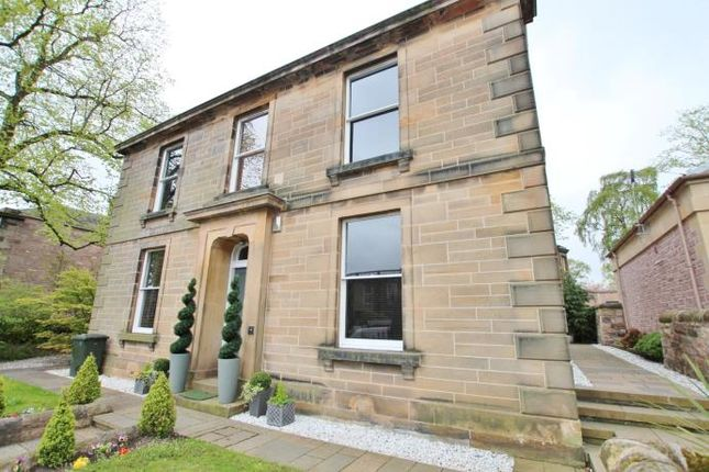 Thumbnail Detached house to rent in Grange Road, Edinburgh