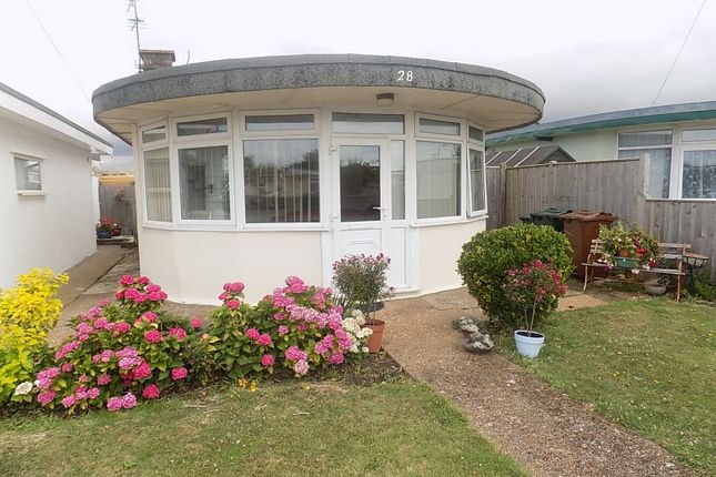 Thumbnail Detached bungalow for sale in Camber Drive, Pevensey Bay, Pevensey