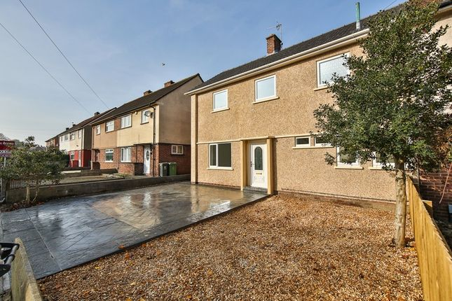 Thumbnail Semi-detached house for sale in Bishopston Road, Cardiff, Glamorgan