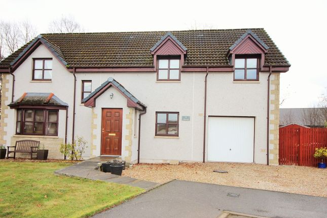 Thumbnail Property for sale in Knockomie Gardens, Forres