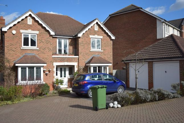 Thumbnail Detached house for sale in Barnock Close, Crayford, Dartford