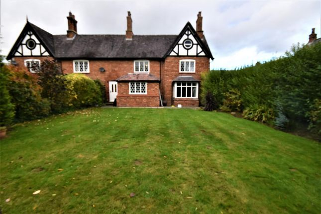 Thumbnail Semi-detached house for sale in Ridley, Tarporley