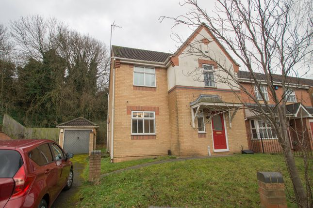 Thumbnail Detached house to rent in Claygate, Nottingham