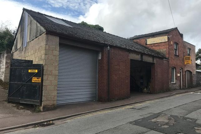 Thumbnail Commercial property for sale in Gardner Butcher Garages, Kyrle Street, Ross-On-Wye, Herefordshire