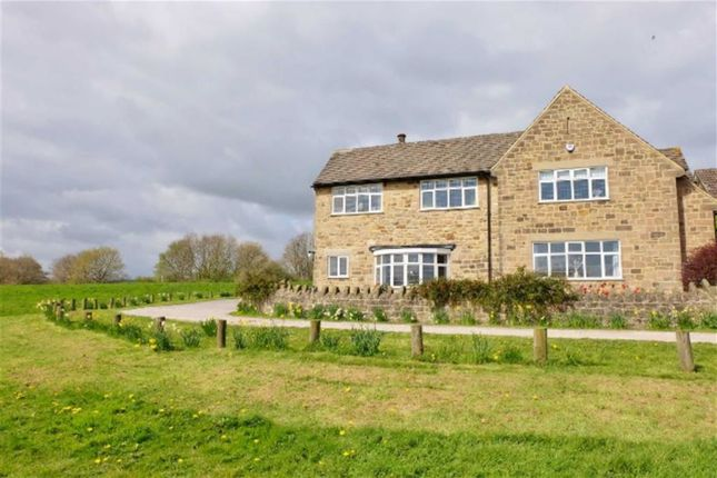 Thumbnail Detached house for sale in The Green, Wessington, Alfreton