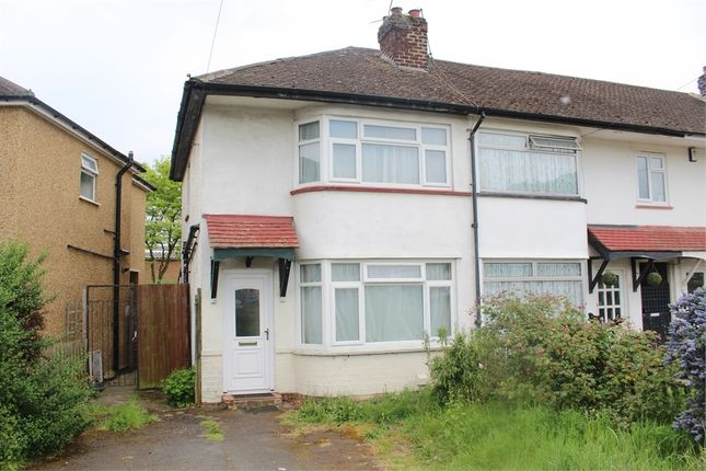 Thumbnail Semi-detached house to rent in Stanhope Road, Slough, Berkshire