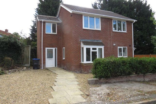 Thumbnail Detached house for sale in Middleton Close, Kingsthorpe, Northampton