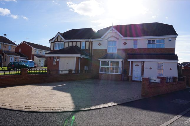 Thumbnail Detached house for sale in Millers Walk, Walsall