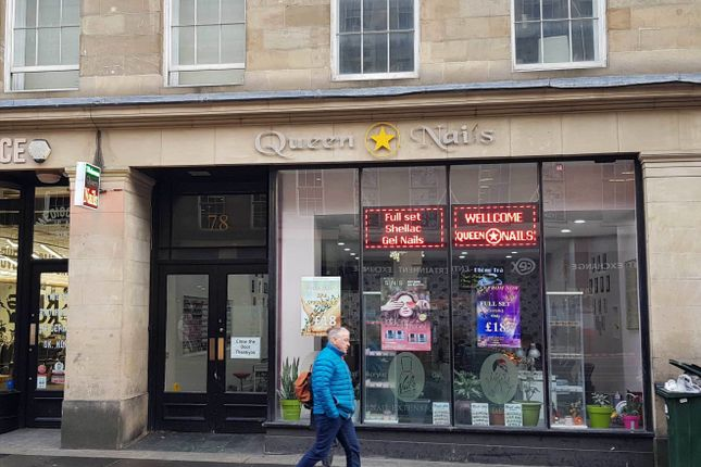 Thumbnail Retail premises to let in 78 - 80 Grainger Street, Newcastle Upon Tyne