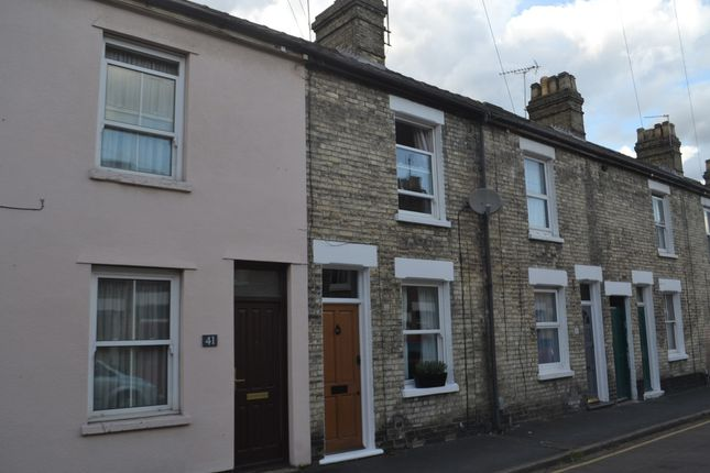 Thumbnail Terraced house to rent in Great Eastern Street, Cambridge