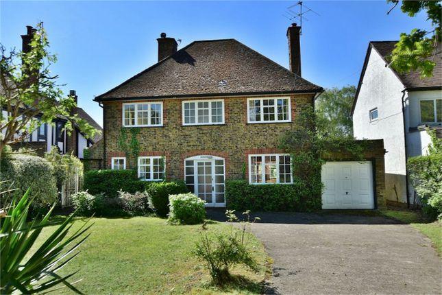 Thumbnail Detached house for sale in Nine Pins, One Pin Lane, Farnham Common, Buckinghamshire