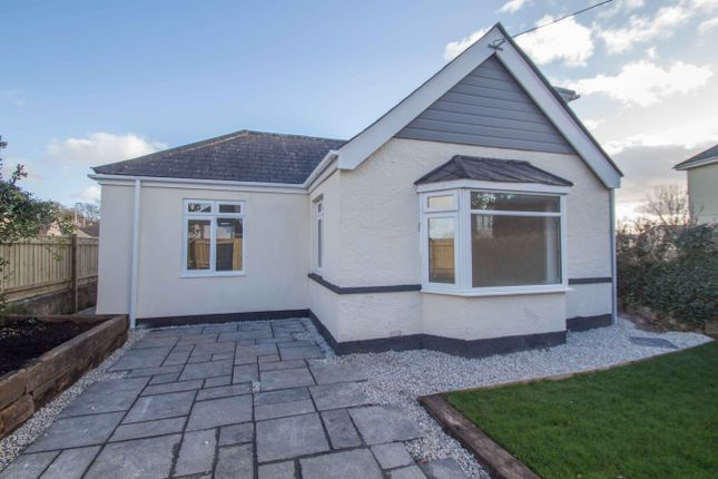 Thumbnail Detached bungalow for sale in Sherford Road, Sherford, Plymouth